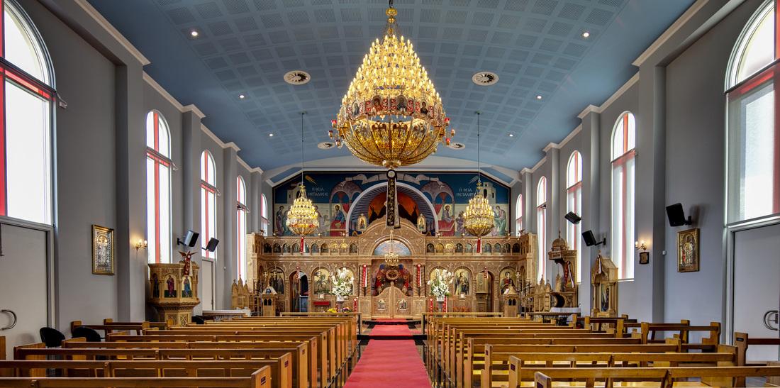 St George Greek Orthodox Church - Forte NSW